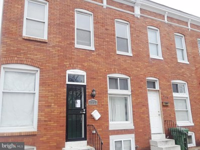 1307 Herkimer Street, Baltimore, MD 21223 - #: 1001612210