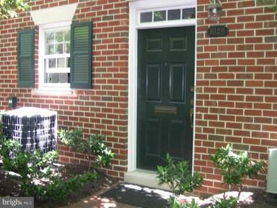 1026 Royal Street, Alexandria, VA 22314 - MLS#: 1001612320