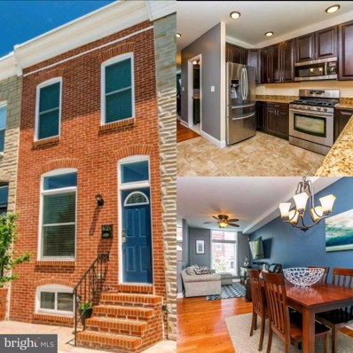 405 Bouldin Street S, Baltimore, MD 21224 - #: 1001623856
