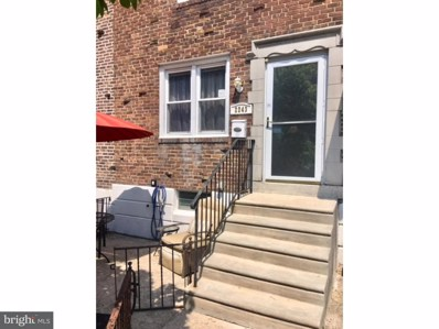 2243 Dermond Avenue, Upper Darby, PA 19082 - MLS#: 1001624046