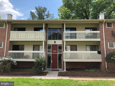 7483 Little River Turnpike UNIT 204, Annandale, VA 22003 - MLS#: 1001624186