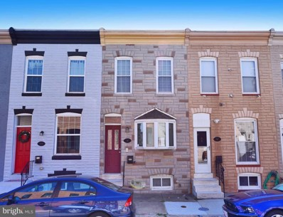 311 Fagley Street S, Baltimore, MD 21224 - MLS#: 1001624512