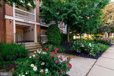 6103 Wigmore Lane UNIT F, Alexandria, VA 22315 - MLS#: 1001624612