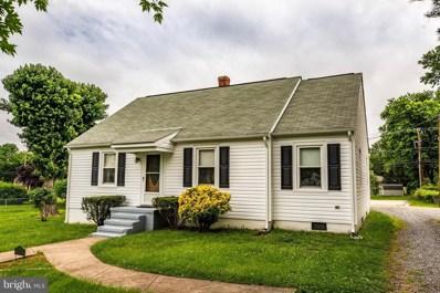 18 Jefferson Street, Fredericksburg, VA 22405 - MLS#: 1001625270