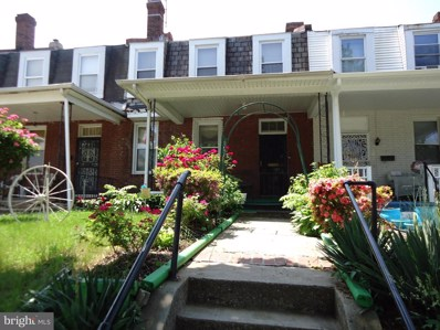 3607 Liberty Heights Avenue, Baltimore, MD 21215 - MLS#: 1001626220