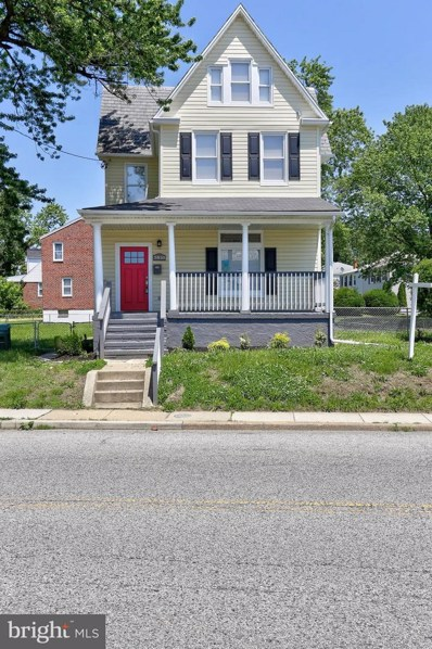 3810 Frankford Avenue, Baltimore, MD 21206 - MLS#: 1001626574