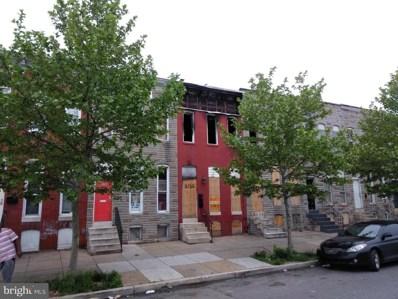 2132 Wilkens Avenue, Baltimore, MD 21223 - #: 1001626976