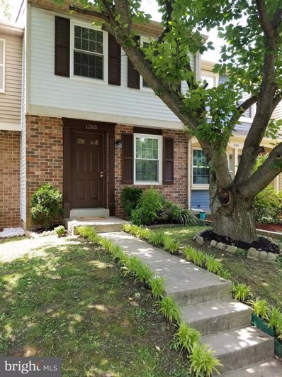 1285 Elm Grove Circle, Silver Spring, MD 20905 - MLS#: 1001627338