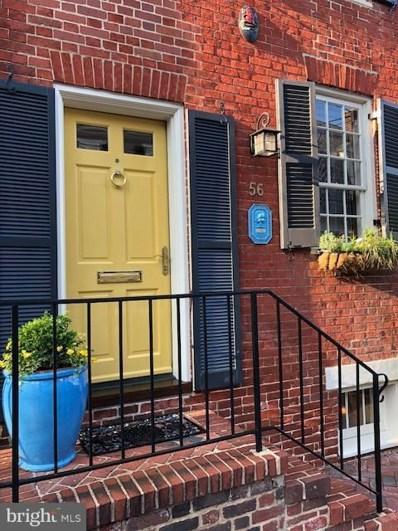 56 Cornhill Street, Annapolis, MD 21401 - #: 1001627572
