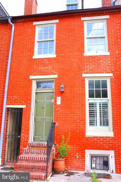 727 Hanover Street, Baltimore, MD 21230 - MLS#: 1001627724