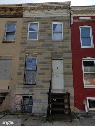 1325 Ensor Street, Baltimore, MD 21202 - #: 1001628060