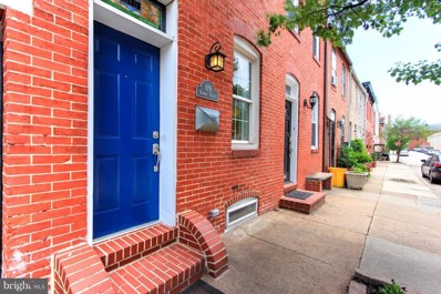 919 Binney Street, Baltimore, MD 21224 - #: 1001628290