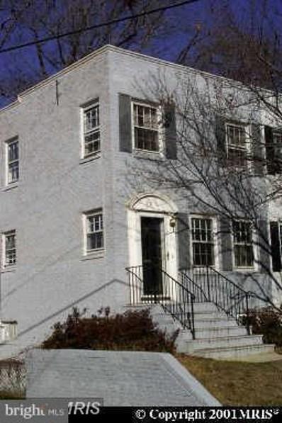 20 E Linden Street, Alexandria, VA 22301 - MLS#: 1001628498