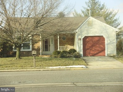 15 Lakebridge Drive, Deptford, NJ 08096 - MLS#: 1001629384