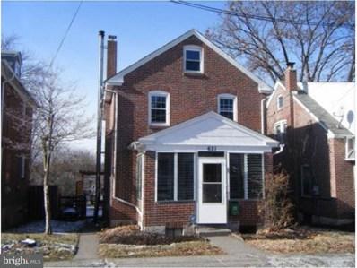 621 Spruce Street, Pottstown, PA 19464 - #: 1001629658