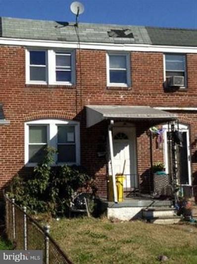 232 Edgevale Road, Baltimore, MD 21225 - MLS#: 1001629842