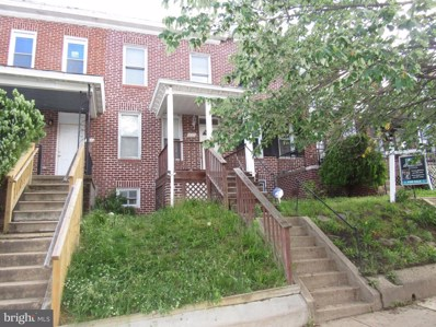 3202 Elmora Avenue, Baltimore, MD 21213 - MLS#: 1001629910