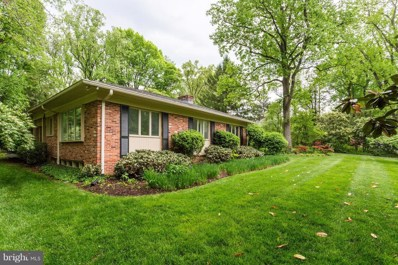 7025 Longwood Drive, Bethesda, MD 20817 - MLS#: 1001630014