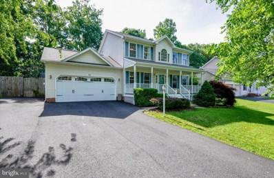 11907 Woodland View Drive, Fredericksburg, VA 22407 - MLS#: 1001640548