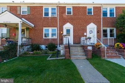 932 Elm Ridge Avenue, Baltimore, MD 21229 - MLS#: 1001642613