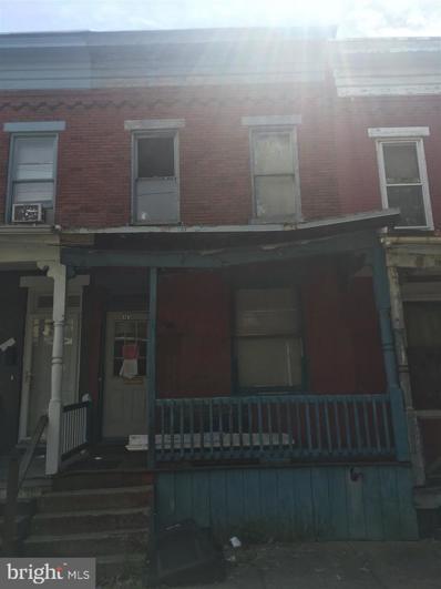 1711 Carnation Street, Harrisburg, PA 17103 - MLS#: 1001643085