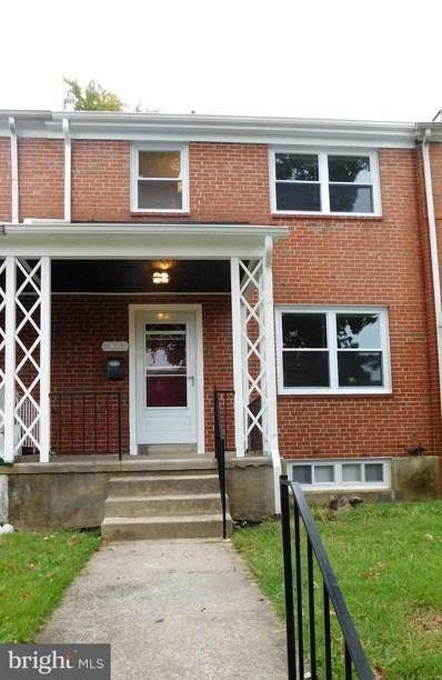 2012 Winford Road, Baltimore, MD 21239 - MLS#: 1001643159
