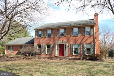11115 Mahogany Drive, Hagerstown, MD 21742 - #: 1001646038