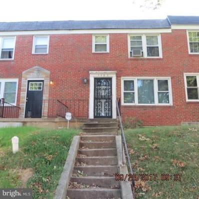 5493 Cedonia Avenue, Baltimore, MD 21206 - MLS#: 1001646291