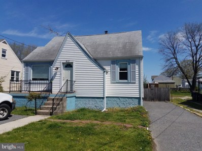 812 Wise Avenue, Baltimore, MD 21222 - MLS#: 1001646450