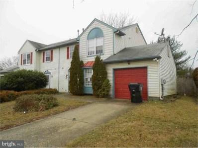 43 Old Orchard Drive, Sicklerville, NJ 08081 - MLS#: 1001646794