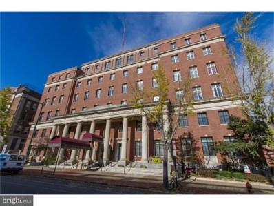 1601 Spring Garden Street UNIT 319, Philadelphia, PA 19130 - MLS#: 1001646896