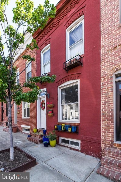 939 Bouldin Street, Baltimore, MD 21224 - MLS#: 1001647112