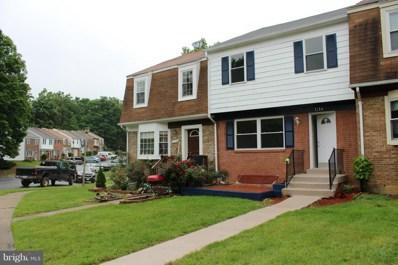 1114 Thomas Jefferson Place, Fredericksburg, VA 22405 - MLS#: 1001647154
