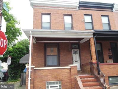 601 Eaton Street S, Baltimore, MD 21224 - MLS#: 1001647184