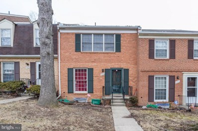 14974 Belle Ami Drive UNIT 54, Laurel, MD 20707 - MLS#: 1001647286
