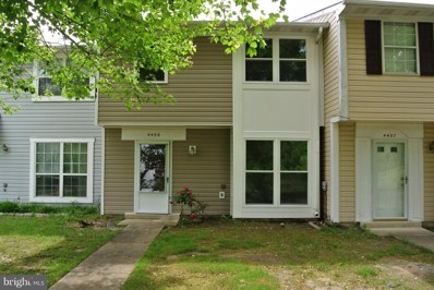 4406 Eagle Court, Waldorf, MD 20603 - MLS#: 1001647390