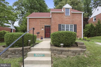 1005 Dennis Avenue, Silver Spring, MD 20901 - MLS#: 1001647630