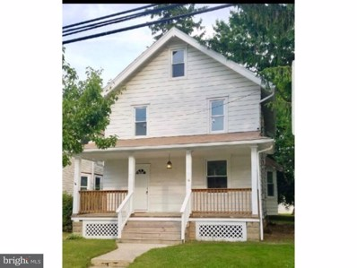 6 Johnson Street, Salem City, NJ 08079 - MLS#: 1001647818