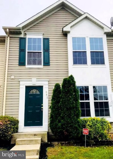 541 Macintosh Circle, Joppa, MD 21085 - MLS#: 1001647874