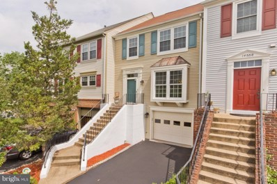 14560 Woodgate Manor Place, Centreville, VA 20120 - MLS#: 1001648154