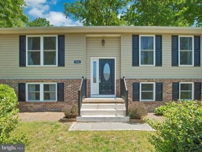 334 Cedar Lane, Lusby, MD 20657 - MLS#: 1001649572