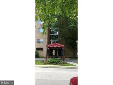 100 West Avenue UNIT 316W, Jenkintown, PA 19046 - MLS#: 1001649786
