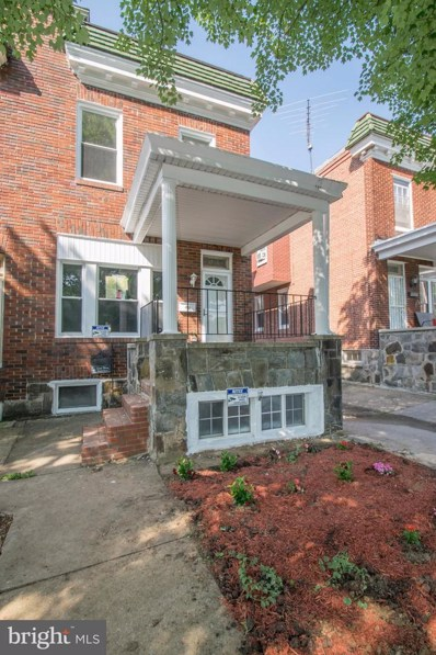 2735 Chesterfield Avenue, Baltimore, MD 21213 - MLS#: 1001650244