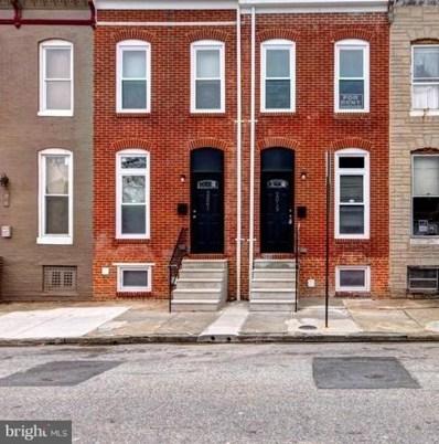 2021 Jefferson Street, Baltimore, MD 21205 - MLS#: 1001650952