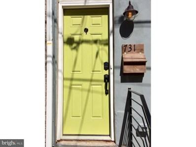 731 Earp Street, Philadelphia, PA 19147 - MLS#: 1001651119