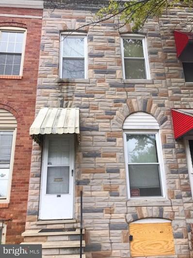 1123 Bayard Street, Baltimore, MD 21223 - MLS#: 1001651257