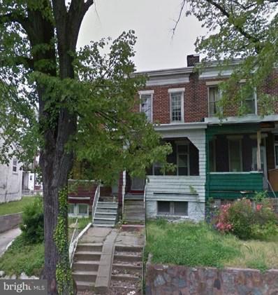 1514 Ellamont Street, Baltimore, MD 21216 - MLS#: 1001651584