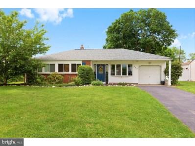 543 W Pine Street, Feasterville Trevose, PA 19053 - MLS#: 1001651862