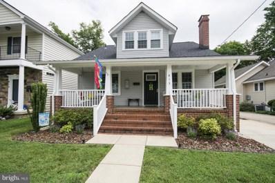 813 Daniel Street, Fredericksburg, VA 22401 - MLS#: 1001651904
