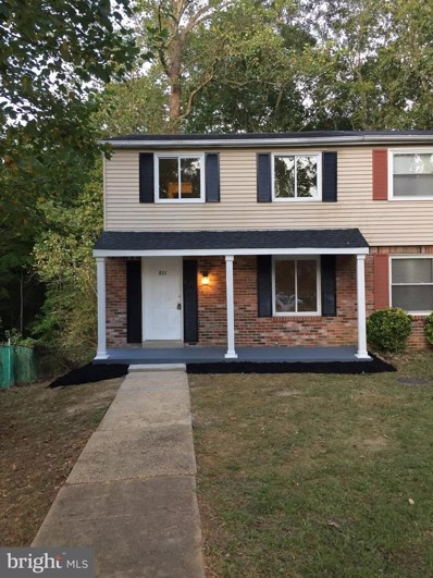 801 Calvert Towne Drive, Prince Frederick, MD 20678 - MLS#: 1001652895
